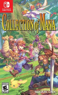 Collection of Mana Box Art