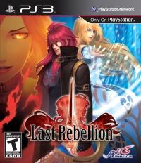 Last Rebellion Box Art