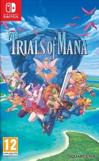 Trials of Mana Box Art