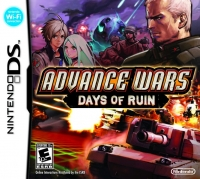 Advance Wars: Days of Ruin Box Art