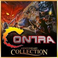 Contra Anniversary Collection Box Art