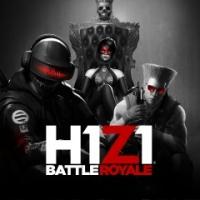 H1Z1: Battle Royale Box Art