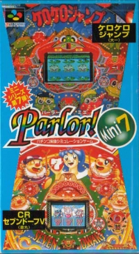 Parlor! Mini 7 Box Art