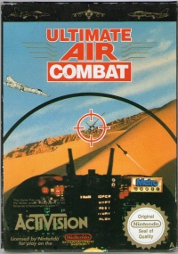 Ultimate Air Combat Box Art