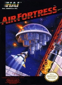 Air Fortress Box Art
