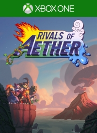 Rivals of Aether Box Art