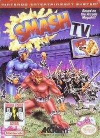 Smash T.V. Box Art