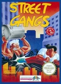 Street Gangs Box Art
