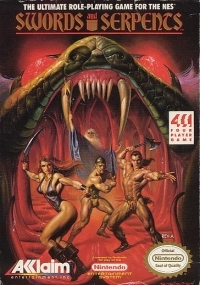 Swords and Serpents Box Art