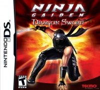 Ninja Gaiden: Dragon Sword Box Art
