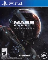 Mass Effect Andromeda [MX] Box Art