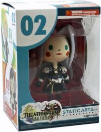 Theatrhythm Static Arts - Sephiroth Box Art