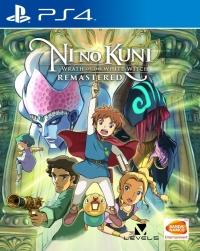 Ni No Kuni: Wrath of the White Witch Remastered Box Art