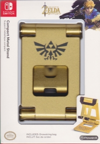 PowerA Compact Metal Stand - The Legend of Zelda: Breath of the Wild Box Art