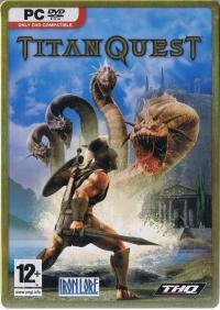 Titan Quest - Steelbook Tin Edition Box Art