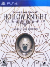 Hollow knight  - Collector's Edition Box Art