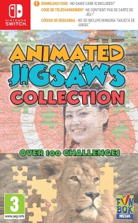 Animated Jigsaws Collection (Download Code) Box Art