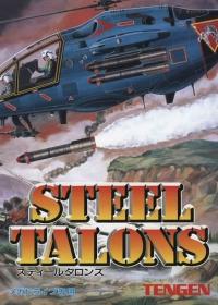 Steel Talons Box Art
