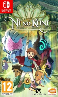 Ni No Kuni: Wrath of the White Witch Box Art