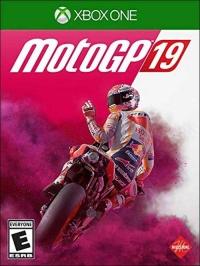 MotoGP 19 Box Art