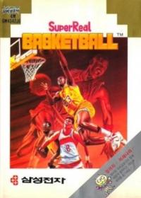 Super Real Basketball Box Art