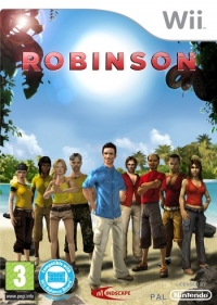 Robinson Box Art