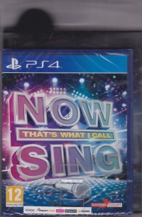 Now That's What I Call Sing (Microphone Pack) [PL] Box Art