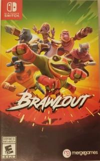 Brawlout [CA] Box Art