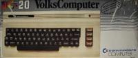 Commodore VC20 VolksComputer Box Art