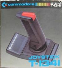 Commodore Joystick T-1341 Box Art