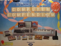 Commodore 64 - Computer Compendium (Exclusive to Boots) Box Art