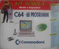 Commodore 64 - Kit Scuola Box Art