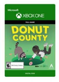Donut County (Xbox One) [NA] Box Art