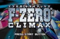 F-Zero Climax Box Art