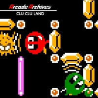 Arcade Archives: Clu Clu Land Box Art