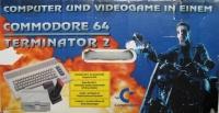 Commodore 64 - Terminator 2 Box Art