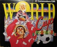 Commodore 64 - World Cup Football Box Art