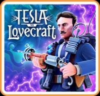Tesla vs Lovecraft Box Art