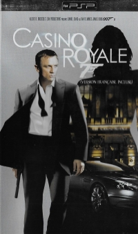 Casino Royale [CA] Box Art