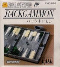 Backgammon Box Art