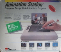 Suncom Animation Station Box Art