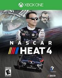 NASCAR Heat 4 Box Art