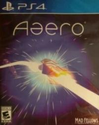 Aaero (blue cover) Box Art