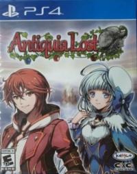 Antiquia Lost (Alt Cover) Box Art