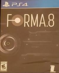 Forma.8 (Alt Cover) Box Art