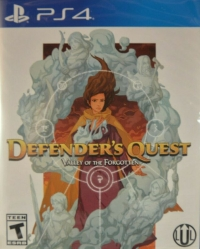 Defender's Quest: Valley of the Forgotten (Alt Cover) Box Art
