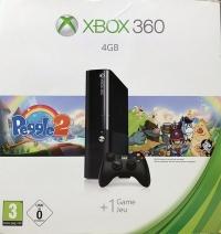 Microsoft Xbox 360 E - 4GB Box Art
