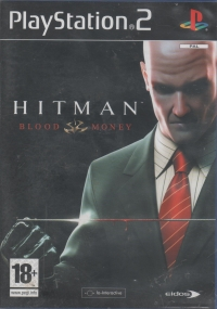 Hitman: Blood Money [NL] Box Art