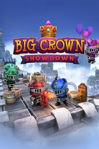 Big Crown: Showdown Box Art