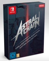 Astral Chain - Collector's Edition Box Art